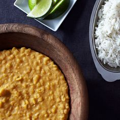 Lime Curry