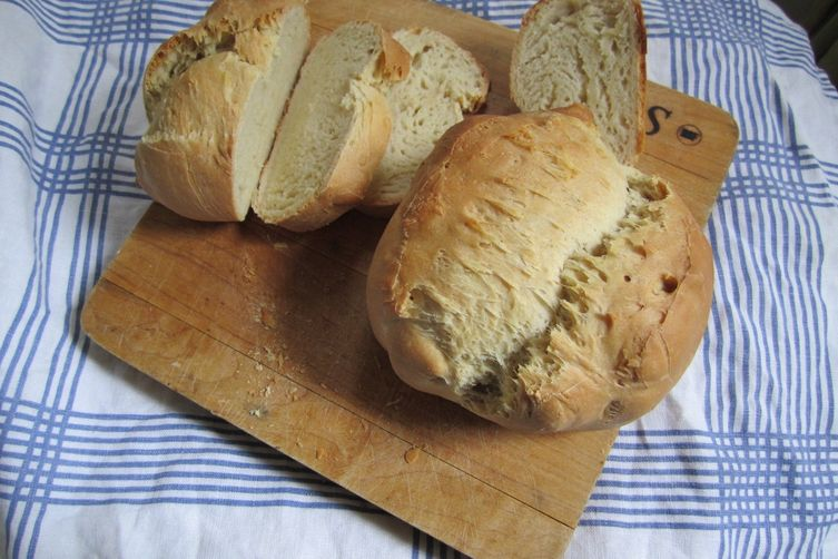 Nonno Corrado's Everyday Italian Bread