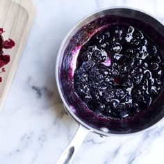 Quick Blueberry Jam