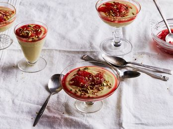A Knock-Your-Socks-Off Gorgeous Pudding for Blood Orange Season