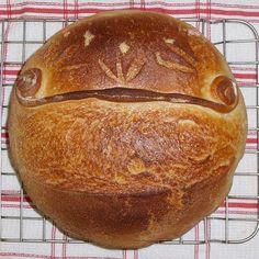 Szánter homemade bread.