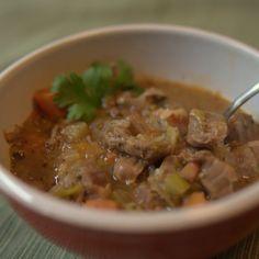 Moela (Portugese Chicken Gizzard Stew)
