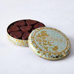 Chocolate Truffle Hearts