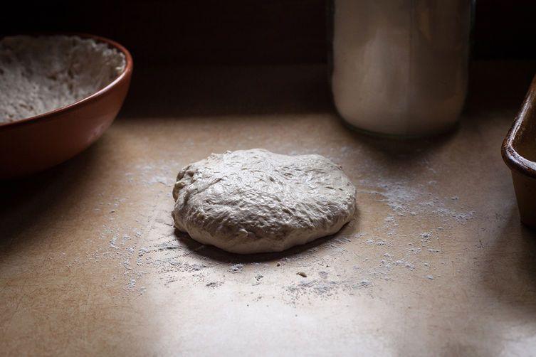 No-Knead Sandwich Bread on Food52
