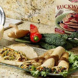 Buckwheat Crepes