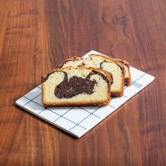 Marble Cake - Marmorkage
