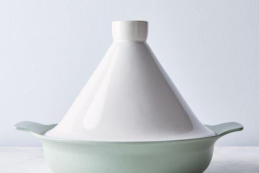 Ceramic & Cast Iron Tagine Set