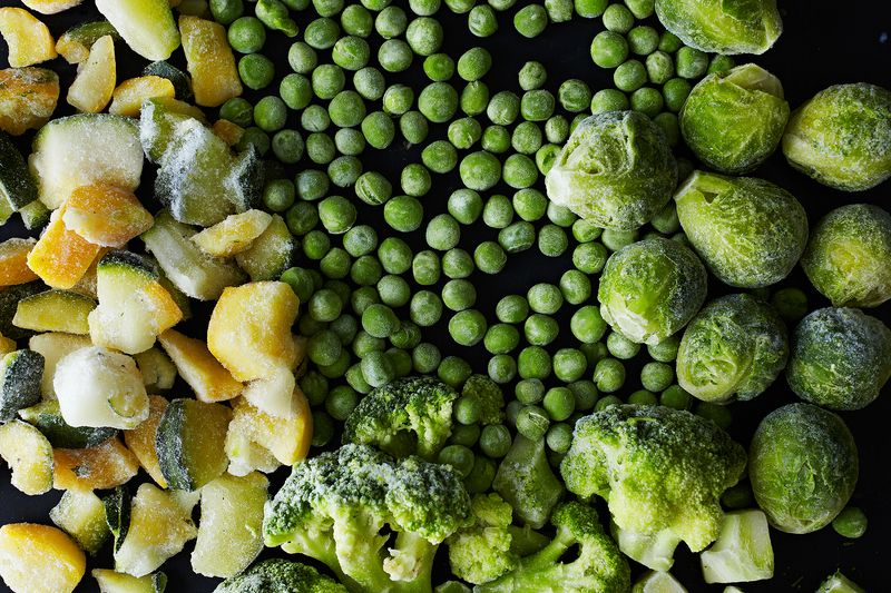 Why Buying Frozen Produce Doesn't Sacrifice Nutrition