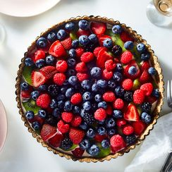 Rawsome Treats' Summer Fruit Tart