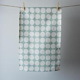 Just Dots Tea Towel