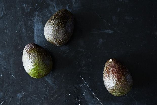 Avocadoes on Food52