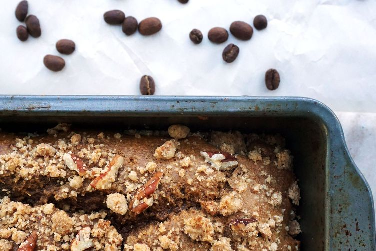 Whole-Wheat Pecan Coffee Cake