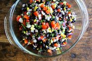Black Bean and Roasted Corn Salad