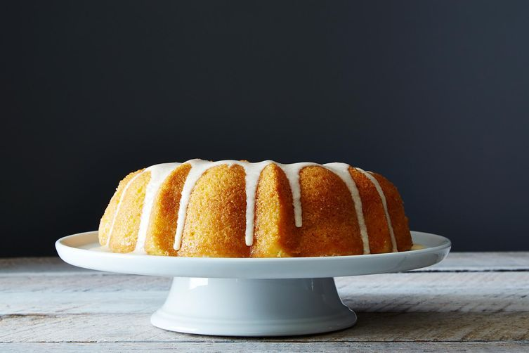 Sweet Cream Bundt Cake from Food52