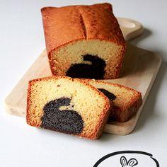 Surprise inside bunny cake