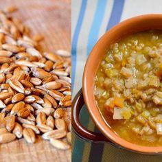 Farro & Leek Soup