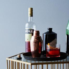 Copper Japanese Cocktail Shaker