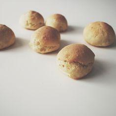Crispy n' Crunchy Vegan Buns