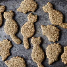 Japanese Soba-boro (Buckwheat Cookies)