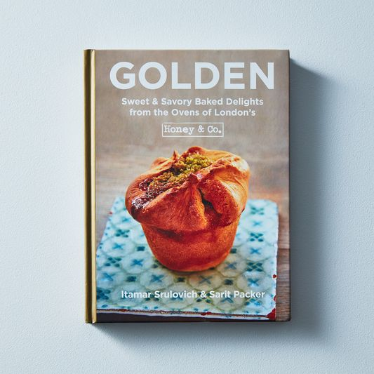 Golden: Sweet & Savory Baked Delights from London's Honey & Co., Signed Copy