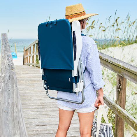 The Monaco Backpack Beach Chair