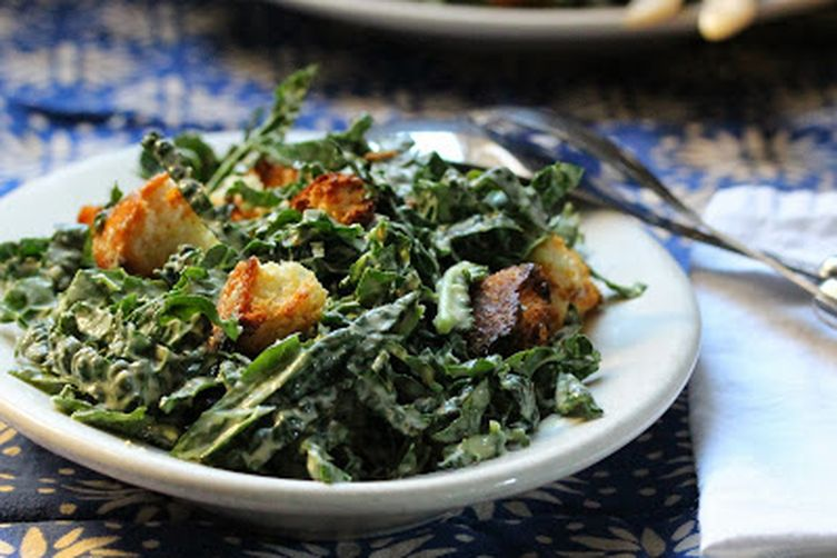 Bold Caesar Salad