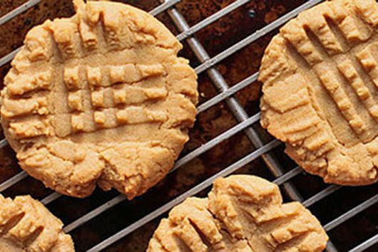 Peanut Butter Cookies (Vegan)