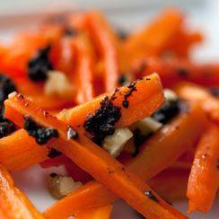 winter carrot salad