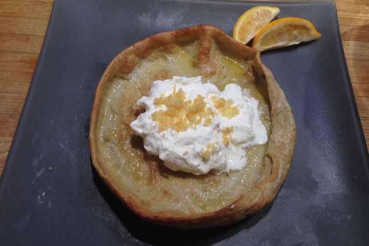 London Fog Dutch Baby