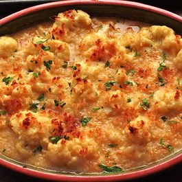 Cheesy Cauliflower