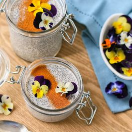 How to make vanilla chia pudding