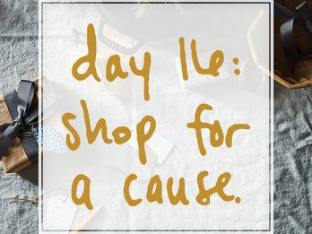 A Dozen Ways to Support a Good Cause While Gift-Shopping