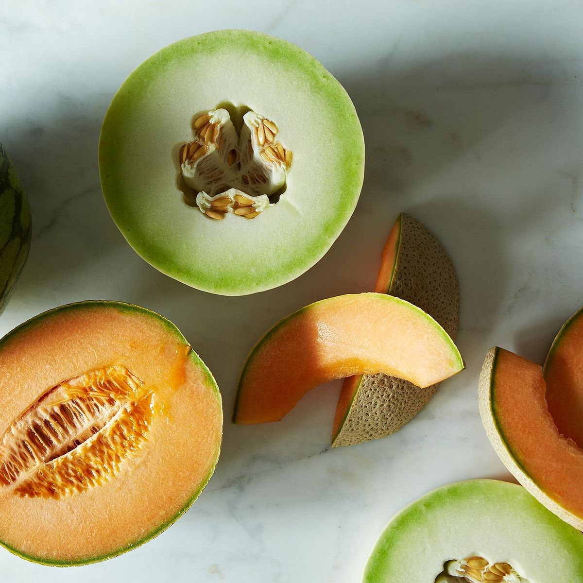 The One Ingredient Trick To Make Any Bad Melon Much Much Better It does have about 14 grams of sugars (from sucrose, glucose, and fructose) but you also get about 2 grams i don't know who told you that cantaloupe is bad for you, but you should probably. bad melon much