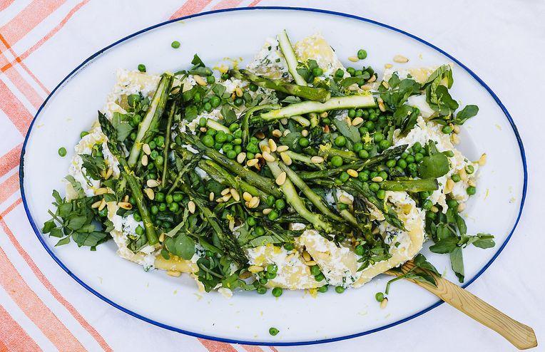 Broken Lasagna is Summery, Greens-Packed & Ready in 20