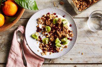 Peanut Butter Granola Recipe on Food52