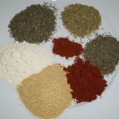 Seasoning mix