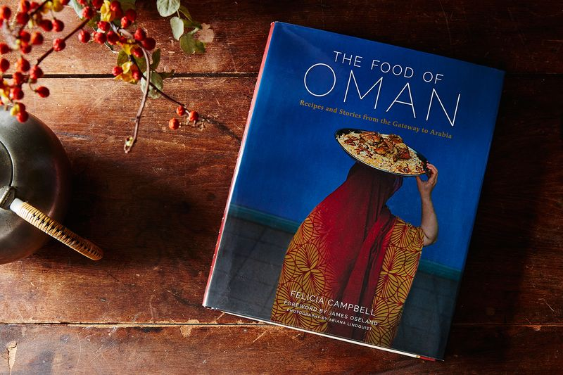 Felicia's book, The Food of Oman, is rich with the people and food of the country.
