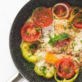 Breakfast ideas by Anna Vorobiova