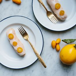 citrus dishes by Kim Whitehead