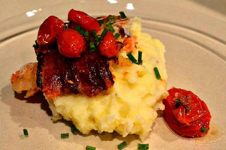 Mascarpone Mashed Potatoes
