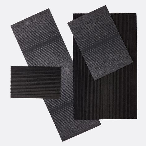 Ombré Shag Indoor & Outdoor Mat
