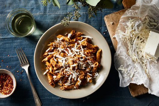 L'Artusi's Famous Mushroom Ragu With Fresh Garganelli