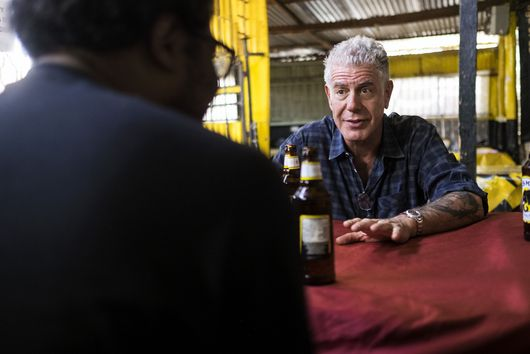 What Anthony Bourdain Can Teach Us About Storytelling in 'Parts Unknown'