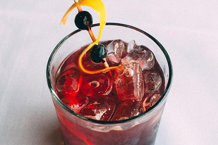 Bold Fashion Cocktail
