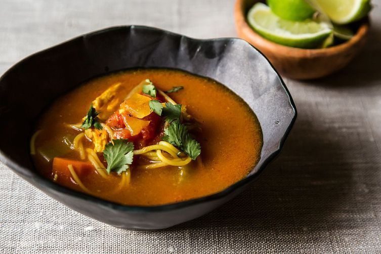 Mexican soup from Food52