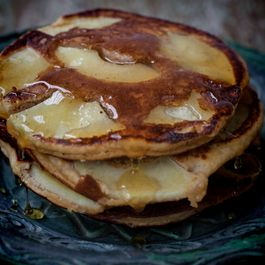 Gluten Free Apple Pancakes