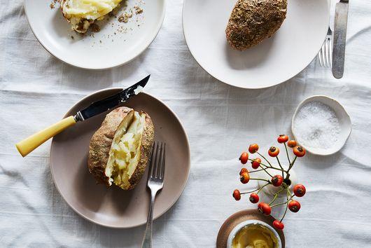 Homemade Celery Salt Is Your Baked Potato's New Best Friend