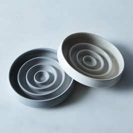 Large Concentric Soap Dish