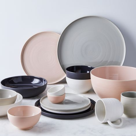 Shaker Ceramic Dinnerware