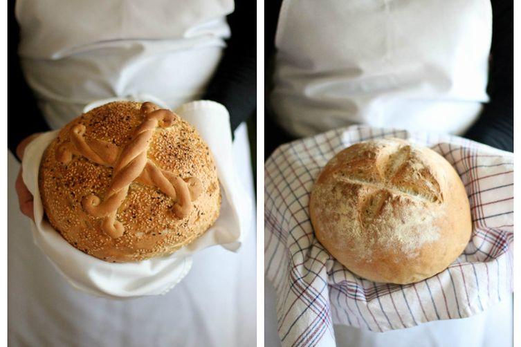 Anise & Cumin Seed Bread